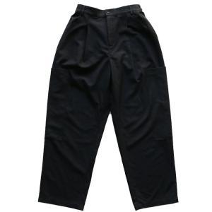 ボトムス メンズ パンツ テーパードパンツ ロングパンツ デザインポケットパンツ・8月15日0時〜再販。メール便不可|antiqua|23