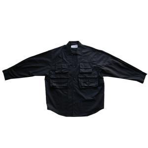 トップス シャツ ジャケット 長袖 メンズ 綿 綿100 フィッシングシャツ・メール便不可|antiqua|19