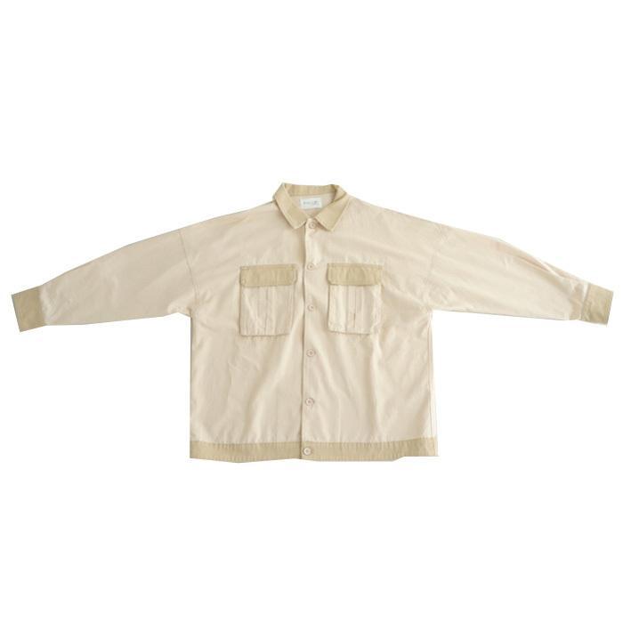 コットンカバーオール カバーオール メンズ シャツ 送料無料・5月15日0時〜再再販。メール便不可|antiqua|19