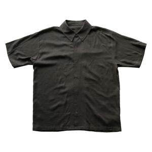クリアランスバーゲン!期間限定開催!トップス シャツ メンズ 半袖 麻 リネン レーヨン・100ptメール便可(返品・キャンセル・交換不可)|antiqua|24