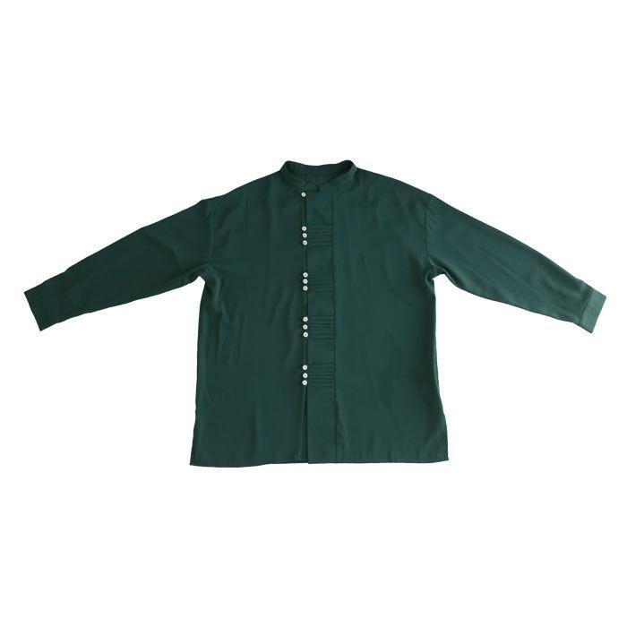 デザインボタンシャツ シャツ メンズ トップス 送料無料・9月4日10時〜発売。メール便不可|antiqua|20