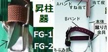 昇柱器 FG-1・.2 藤井電工 ツヨ