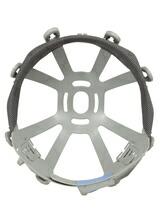 【タニザワ】 PE素材ヘルメット ST#147-EZ (ライナー入)【安全用・工事用・高所作業用・防災】