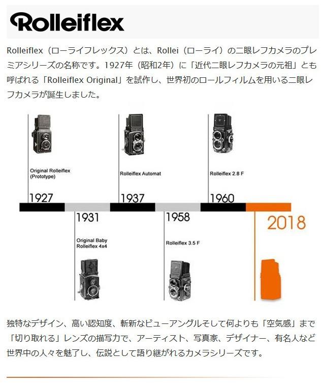 Rolleiflex Instant Kamera(ローライフレックス インスタントカメラ)