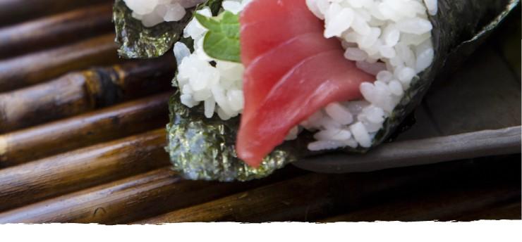 手巻き寿司1本あたり78円
