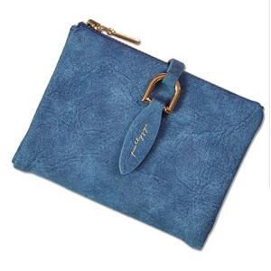 二つ折り財布 レディース ミニ財布 安い プチプラ 春財布 開運 軽い財布 薄い 送料無料 アースカラー 小銭入れあり 女性用 極小財布|aomushi|25