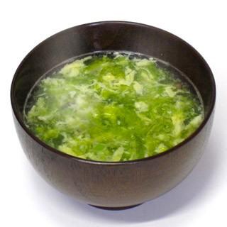 """青さのりスープ"""""""