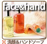 洗顔&ハンドソープ