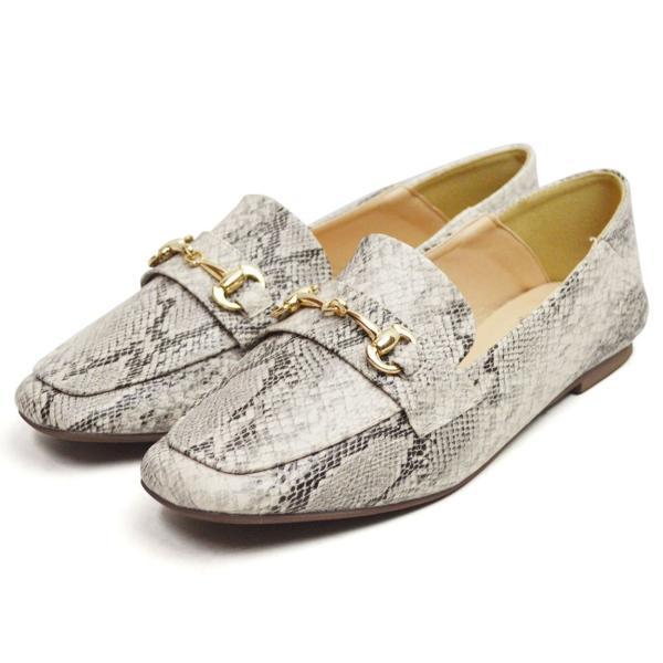 レディース ビットローファー フラット パンプス ローファー スクエアトゥ 痛くない 歩きやすい 履き易い フォーマル カジュアル キレイめ お洒落 大人 女性 靴|apricot-town|19