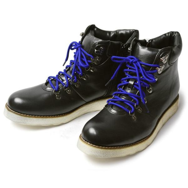 ワークブーツ マウンテンブーツ ブーツ メンズ ショートブーツ ヒールアップ インソール付き メンズブーツ シューズ 靴 2018 冬|apricot-town|21