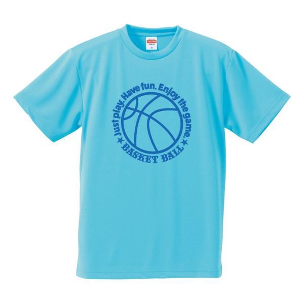 バスケットボール Tシャツ ドライ ウェア 練習着 チーム クラブ 全12色  BA701 送料無料|apricot-uns|14