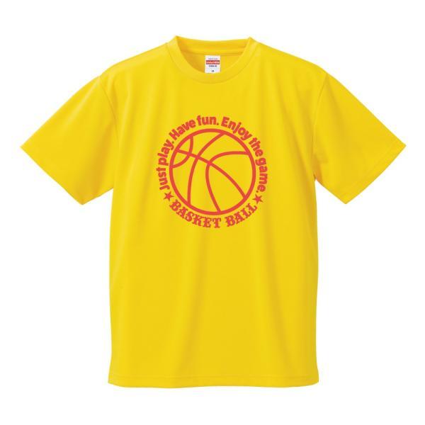 バスケットボール Tシャツ ドライ ウェア 練習着 チーム クラブ 全12色  BA701 送料無料|apricot-uns|07