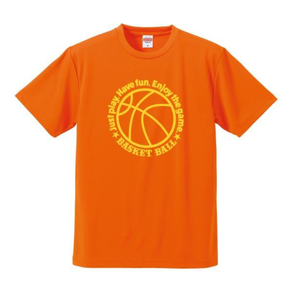 バスケットボール Tシャツ ドライ ウェア 練習着 チーム クラブ 全12色  BA701 送料無料|apricot-uns|08