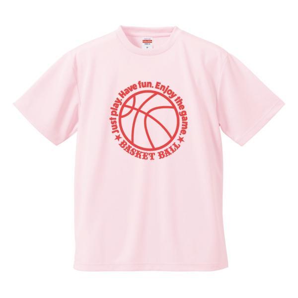 バスケットボール Tシャツ ドライ ウェア 練習着 チーム クラブ 全12色  BA701 送料無料|apricot-uns|09