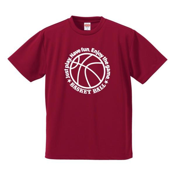 バスケットボール Tシャツ ドライ ウェア 練習着 チーム クラブ 全12色  BA701 送料無料|apricot-uns|11