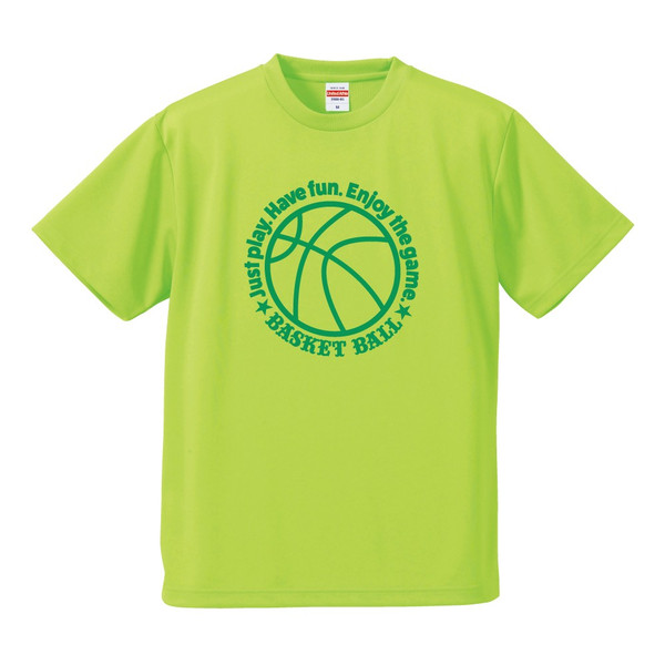 バスケットボール Tシャツ ドライ ウェア 練習着 チーム クラブ 全12色  BA701 送料無料|apricot-uns|12