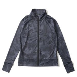 ラッシュガード レディース HeleiWaho ヘレイワホ 長袖 ジップアップ フードなし UPF50+ で UVカット と 大きいサイズ で 体型カバー|aqrosnetshop|27