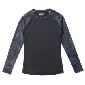 ラッシュガード レディース HeleiWaho ヘレイワホ 長袖 プルオーバー UPF50+ で UVカット と 大きいサイズ で 体型カバー aqrosnetshop 20