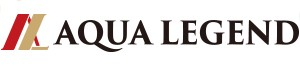 AQUA LEGEND ロゴ
