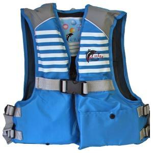 ジュニアフローティングベスト FV-6116n ファインジャパン 川遊び・水遊び・釣り用 ライフジャケット|aquabeach2|09
