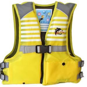 ジュニアフローティングベスト FV-6116n ファインジャパン 川遊び・水遊び・釣り用 ライフジャケット|aquabeach2|08