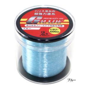 ナイロンライン GRADE 2号 0.235mm 600m巻 超強力道糸 釣り具 フィッシング aquabeach2 09