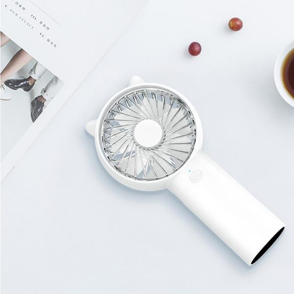 冷風機 首掛け 扇風機 ミニファン USB扇風機 ハンディ 携帯扇風機 充電式 4段風量調節 強風 容量 パワーバンク 小型 卓上 手持ち両用ファン 熱中症対策 おしゃれ ar-roman 22