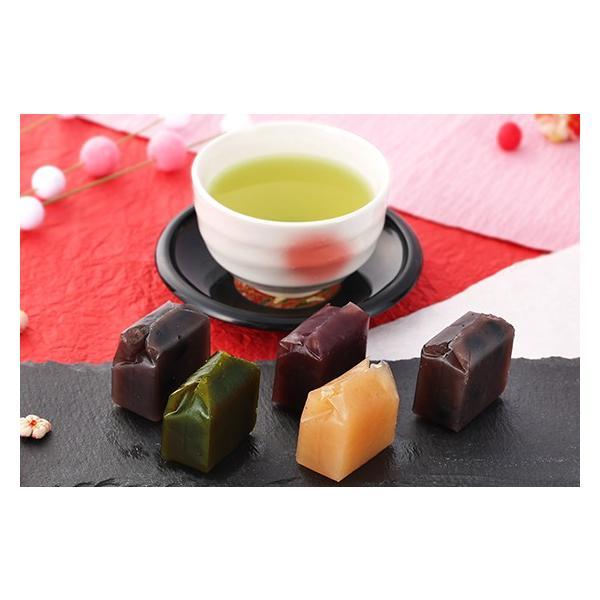 お歳暮 御歳暮 ギフト お茶 スイーツ 和菓子 贈答品 4種から選べるセット 送料無料|arahata|24