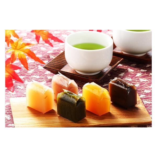 敬老の日 プレゼント ギフト お茶 緑茶 お菓子 和菓子 スイーツ 贈答品 4種から選べる敬老の日ギフト 送料無料|arahata|22
