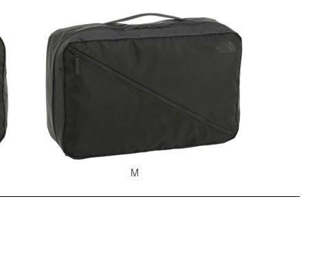 """THE NORTH FACE(ノースフェイス)リップストップナイロントラベルボックスM""""Glam Travel Box M"""" nm81755"""