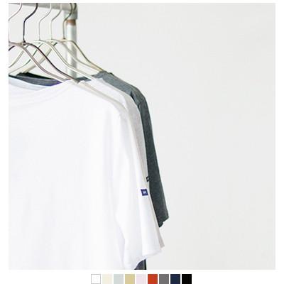 "SAINT JAMES(セントジェームス) コットンボートネックTシャツ piriac"" lkl18hbl13"