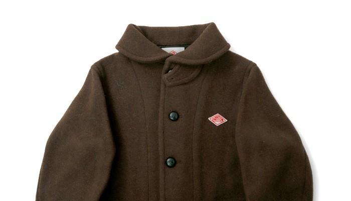 DANTON(ダントン) ウールモッサジャケット