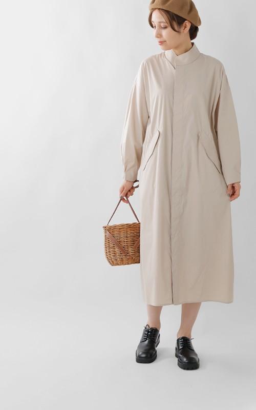 TICCA(ティッカ)<br>コットンナイロンコートシャツ taia-003
