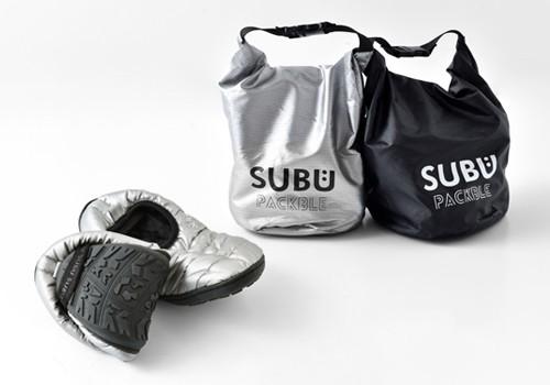 SUBU(スブ) パッカブルシューズ subu-packble