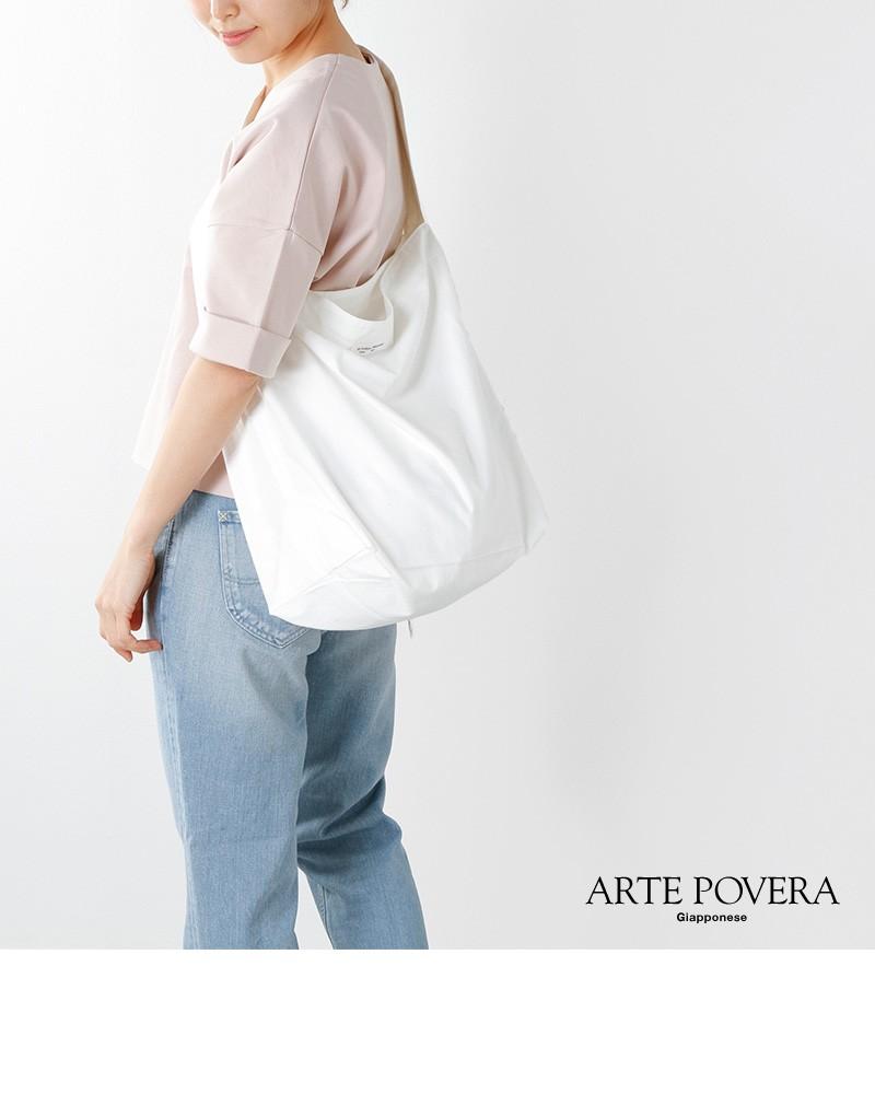 ARTEPOVERA(アルテポーヴェラ)馬布コットンワンショルダーバッグ2017spring16