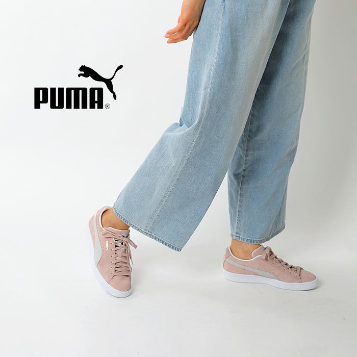 """PUMA(プーマ)スウェードクラシックスニーカー""""SuedeClassicXXI""""374915"""