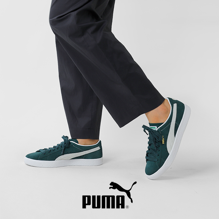 PUMA(プーマ)スウェードVTGスニーカー374921