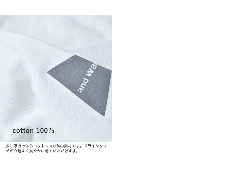 and wander(アンドワンダー)マウンテンフォトTシャツ by Tetsuo Kashiwada 574-0184002