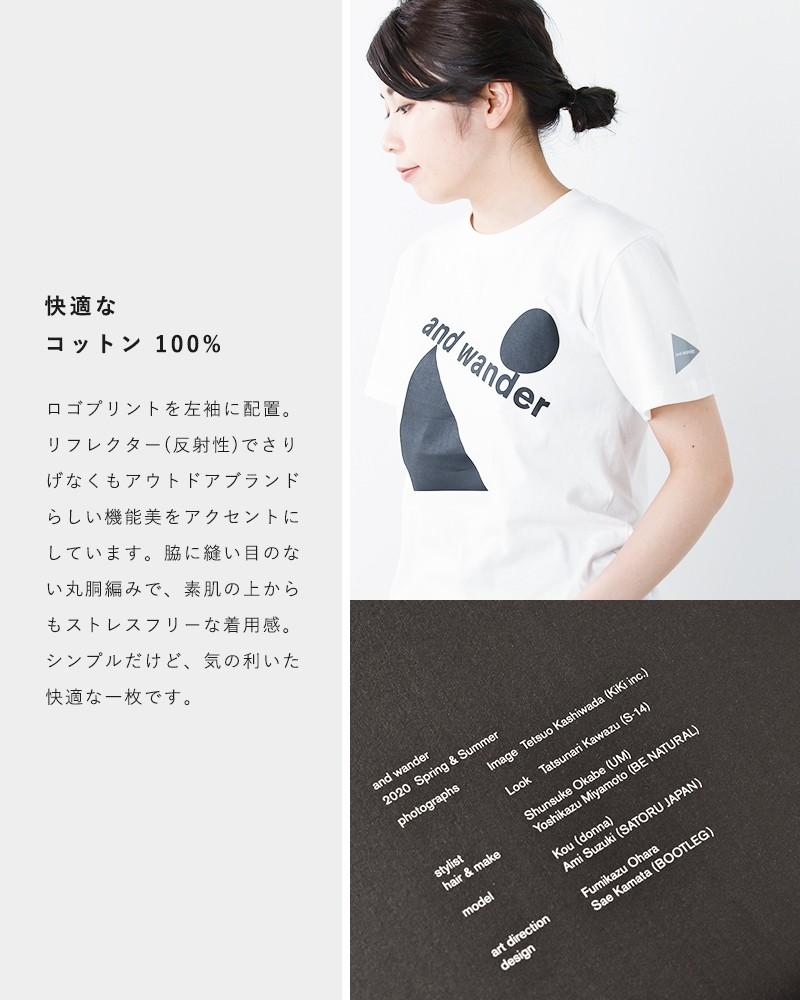 and wander(アンドワンダー)アートワークTシャツ by Fumikazu Ohara 574-0184003