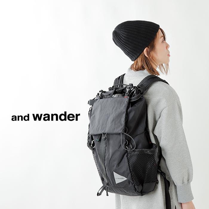 and wander(アンドワンダー)X-Pac 30Lバックパック 574-0975008