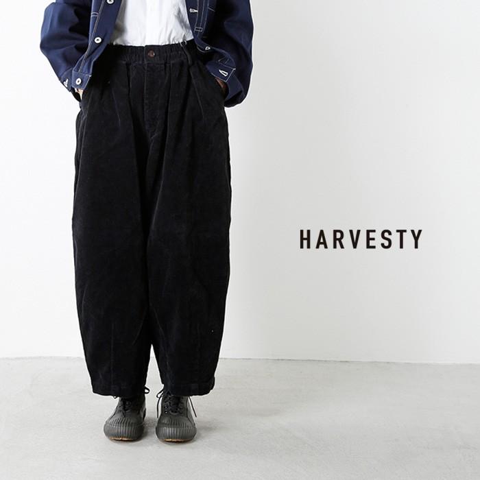HARVESTY(ハーベスティ)コーデュロイサーカスパンツ a11716