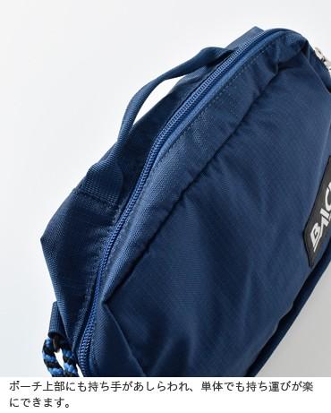 BACH(バッハ)ファブリックアクセサリーバッグ accessory-bag-m-rs
