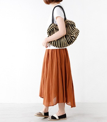 Trenta Sei(トレンタセイ)ロウヒモバッグ 012-0348