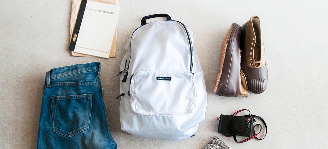 休日のお出かけに使いたいタイプ別おすすめバッグ
