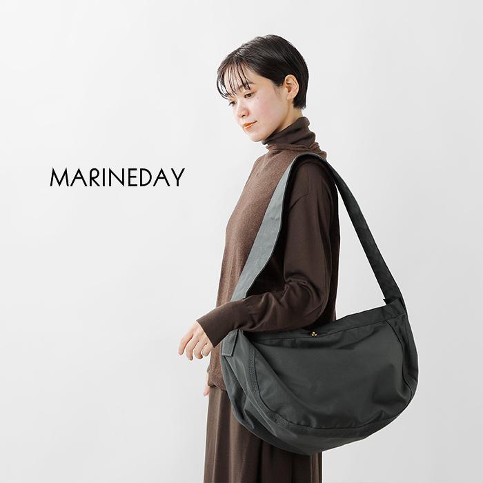 "MARINE DAY(マリンデイ)ナイロンショルダーバッグ""FREE BLUE"" freeblue"