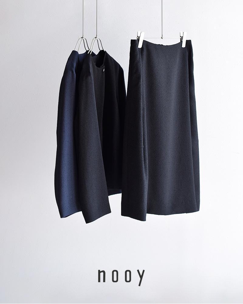 nooy(ヌーイ)ブークレジャガードランプスカートfsk02