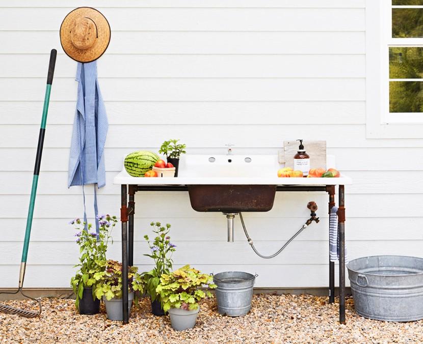 <h3>庭やベランダの模様替えをして、うち時間を楽しめる空間作り