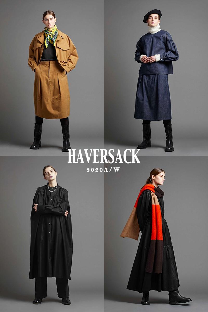 HAVERSACK(ハバーサック)