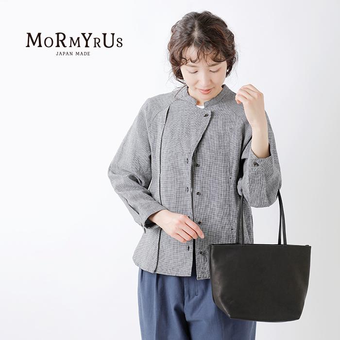 mormyrus(モルミルス)レザーミニマルトートバッグS m-120