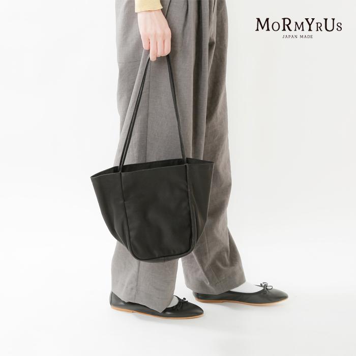 mormyrus(モルミルス)ウォッシャブルレザートートバッグS m-140